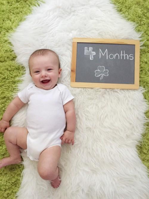 Jace- 4 Months