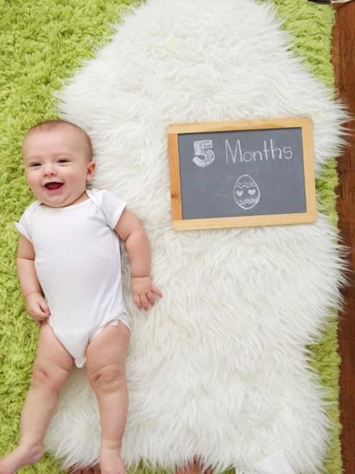 Jace- 5 Months